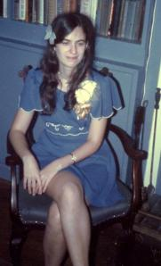 --) Typical Math Girl --)  Ruth at 21