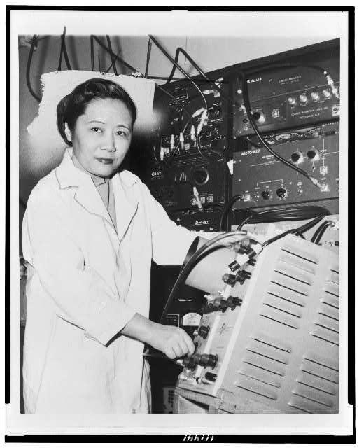 Chien-Shiung Wu - Library of Congress