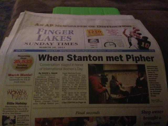 when Pipher met Stanton