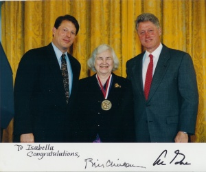 4 Nat Medal of Science