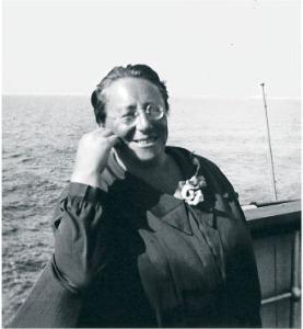 Emmy Noether 1932